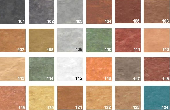 Culoare beton amprentat craiova